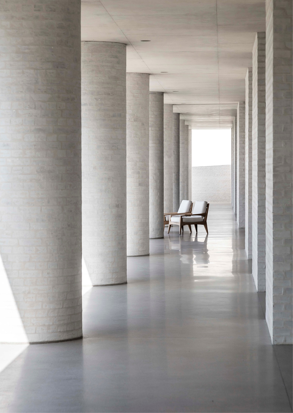 SPINK Property and David Chipperfield Fayland House Colonnade